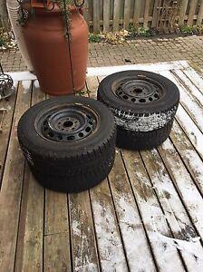 Winter tires - Yokohama Ice Guard IG52C
