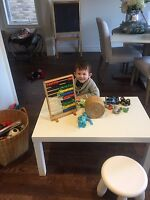 Organic baby childcare - galt home daycare