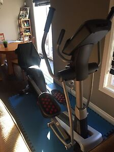 Excellent elliptical machine, barely used...