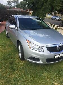 Holden Cruze 2011 low km Ingleburn Campbelltown Area Preview