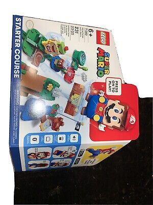 LEGO Super Mario Adventures Mario Starter Course 231 pieces NEW/SEALED 71360