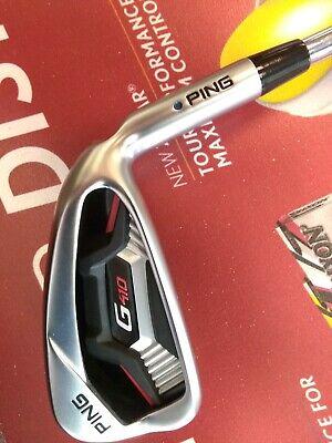 (Mint) Ping G410 4 iron Blue Dot Reg Flex RH