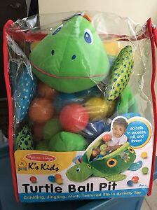 Melissa and Doug Turtle Ball Pit
