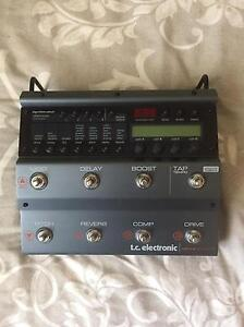 T.C Electronic Nova System Guitar Effects Pedal St Marys Penrith Area Preview
