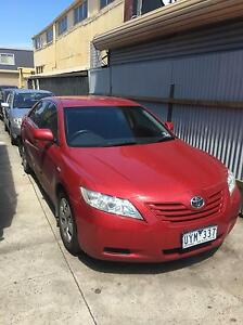 2007 Toyota Camry Altise Carlton Melbourne City Preview