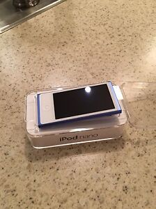 iPod nano 16Go neuf jamais utilisé