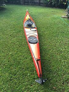 2x Sea kayaks for sale Bungalow Cairns City Preview