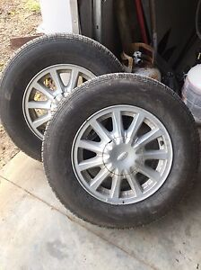 Two New 215/70R15 tires    Ford Windstar Sarnia Sarnia Area image 1