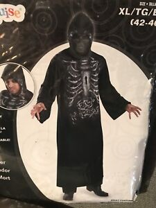Men's ghoul costume.  New
