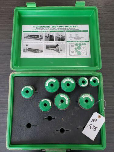 GREENLEE 859-4 Plug Set