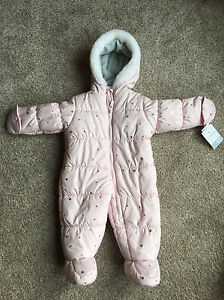 Brand New with Tags - Carters Snowsuit - 12months