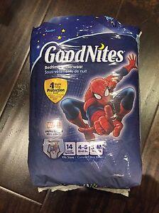 Good Nites Bedtime Underwear