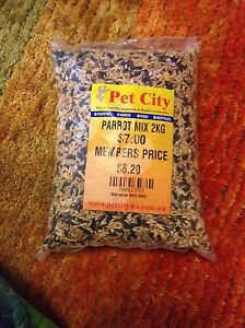 2kg Bag of Parrot mix Joondalup Joondalup Area Preview
