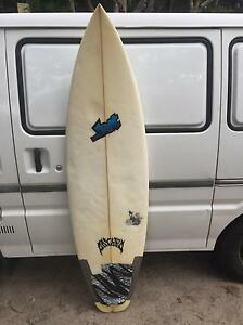 Lost sub buggy surfboard 5'11, 29.4 Lt. Suffolk Park Byron Area Preview