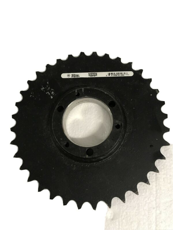 Martin QD Sprocket 50SDS36 #50 Roller Chain 36 Tooth Gear SDS