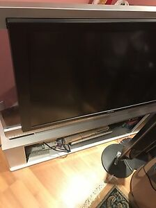 "46"" HDTV DLP Rear projection HDTV monitor Television"