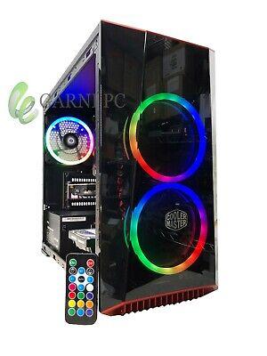 BUDGET GAMING PC COMPUTER DESKTOP Intel i5 -3570✔1TB ✔MSI Nvidia GT 730 ✔8GB RAM