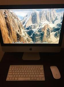 "2010 iMac 21.5"" i3,500gb,4gb ram Malvern East Stonnington Area Preview"