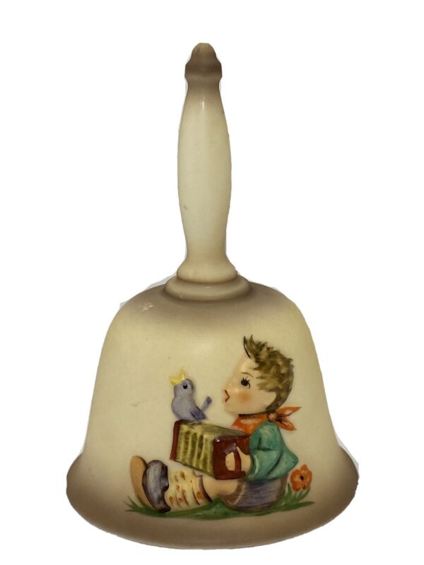 Goebel Hummel Annual Bell 1978 HUM 700 Handcrafted First Edition W Germany Vtg
