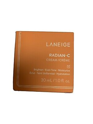 LANEIGE Radian-C Cream with Vitamin C 30 ml NEW