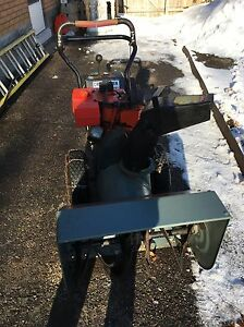 Craftsman snowblower  Kitchener / Waterloo Kitchener Area image 6