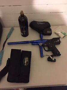Piranha EXT paintball marker and gear Windsor Region Ontario image 3