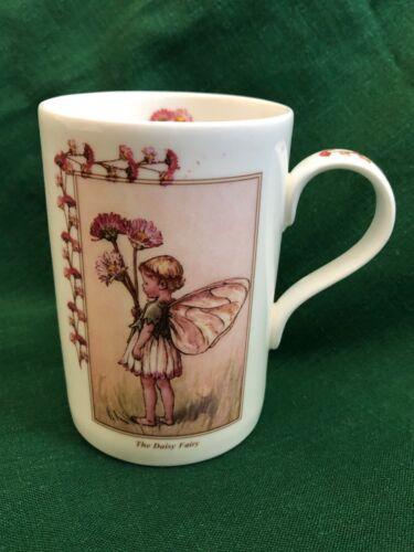 Flower Fairies Mug Daisy Fairy Queens China CICELY MARY BARKER 2001