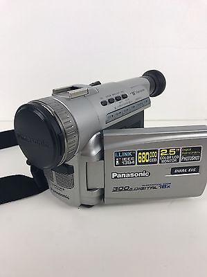Видеокамеры Panasonic PV- DV51D CAMCORDER MiniDV
