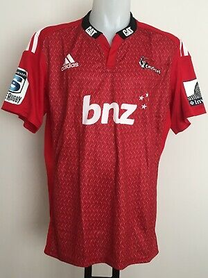 185e65f8692 CRUSADERS 2014/15 SUPER 16 S/S HOME JERSEY BY ADIDAS SIZE MEN'S XXL BRAND  NEW