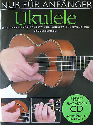 UKULELENSCHULE / ZUPFINSTRUMENTE mit CD,von Bosworth für Anfänger Hawaii BO11 !!