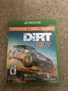 Dirt Rally Xbox One!!!