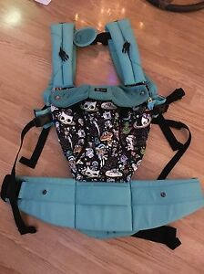 Lillebaby carrier all seasons tokidoki space place