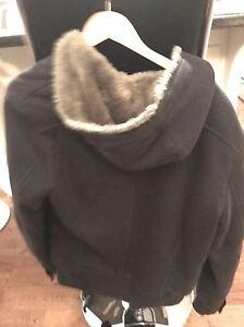 Diesel hoodie jacket super warm Kingston Kingston Area image 3