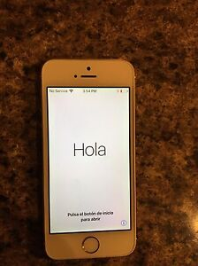 iPhone 5s 16gb gold - pending pick up
