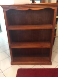 Bookcase - solid wood Eight Mile Plains Brisbane South West Preview