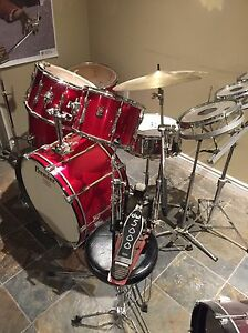 Premier drums w/ roto toms and hard ware  $1000 firm