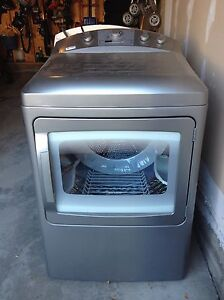 Vguc GE stainless steel high efficiency washer dryer