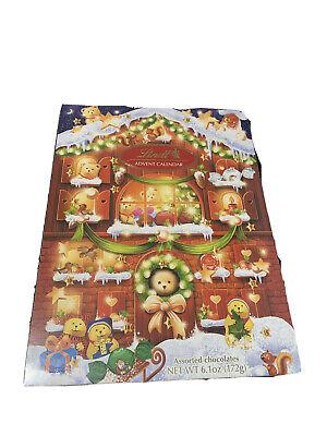 Lindt Assorted Chocolates Bear 2020 Advent Calendar
