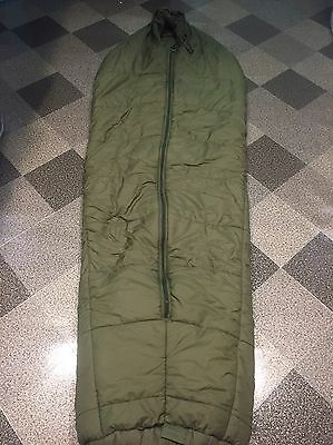 British Army Arctic sleeping Bag - Large -superior Condition