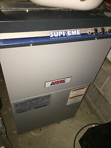 23kw supreme electric furnace only 5 years old