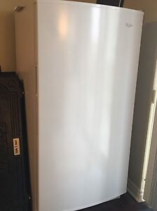 16 CU FT Upright Freezer with Electronic Temperature Controls