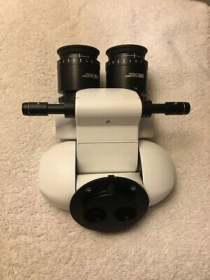 Moller-wedel Haag-streit Surgical Microscope Binocular. Very Fine Condition.