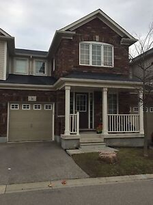 3 Bedroom spacious townhouse with a beautiful and quiet view. Cambridge Kitchener Area image 1