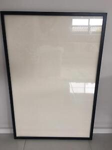 Frame with Glass to mount Guernsey or T-Shirt Grange Charles Sturt Area Preview