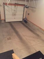 Heated Garage for Rent