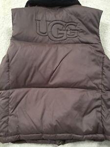 Women's UGG Down Filled Vest Brand new