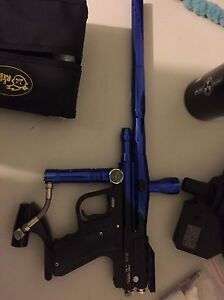 Piranha EXT paintball marker and gear Windsor Region Ontario image 1