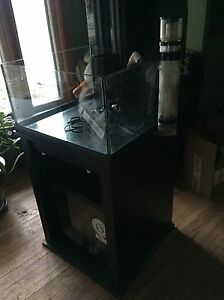 Frag tank reef tank or planted tank with sump aquarium