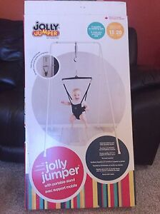 Jolly Jumper and stand