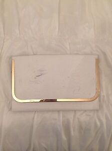 White Clutch and Jessica Simpson wallet  Windsor Region Ontario image 1
